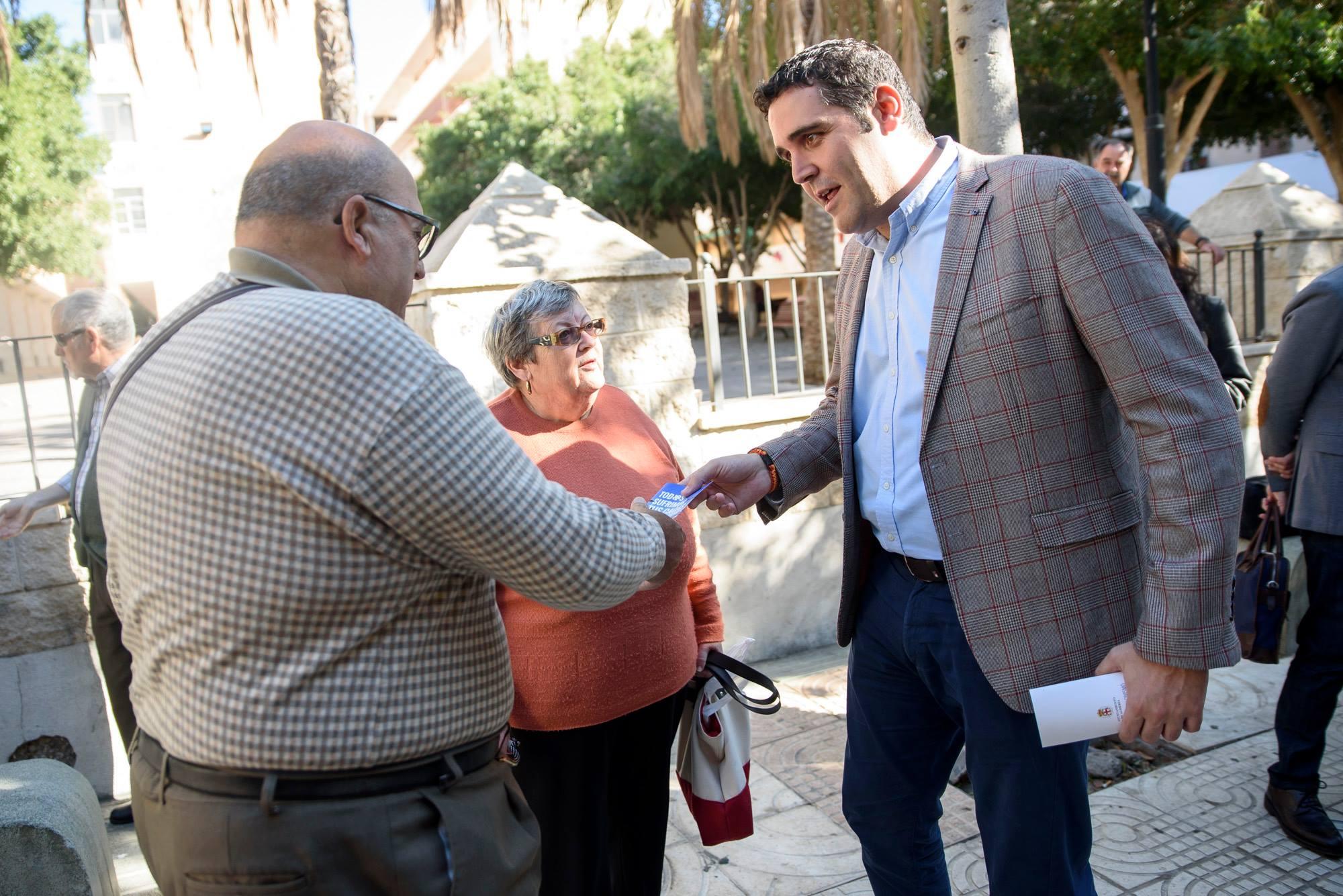 Juan Jose Alonso Bonillo - Concejal Almeria