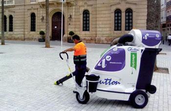 Más de 1.000 personas ya utilizan la app de limpieza de Almería