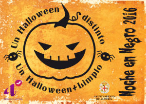 almeria sostenible halloween