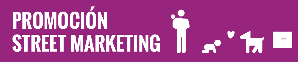 Promoción Street Marketing Almería